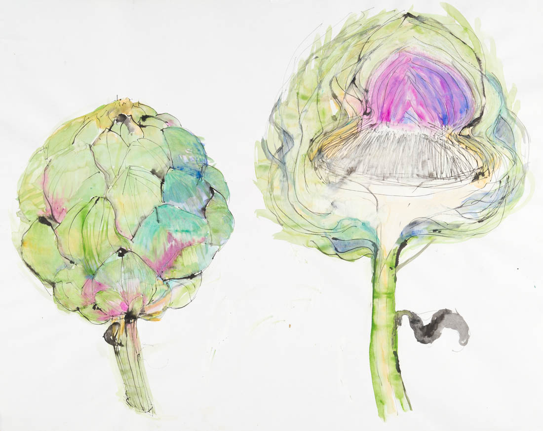 Nimi Furtado | Limited Edition Prints | Artichoke 2