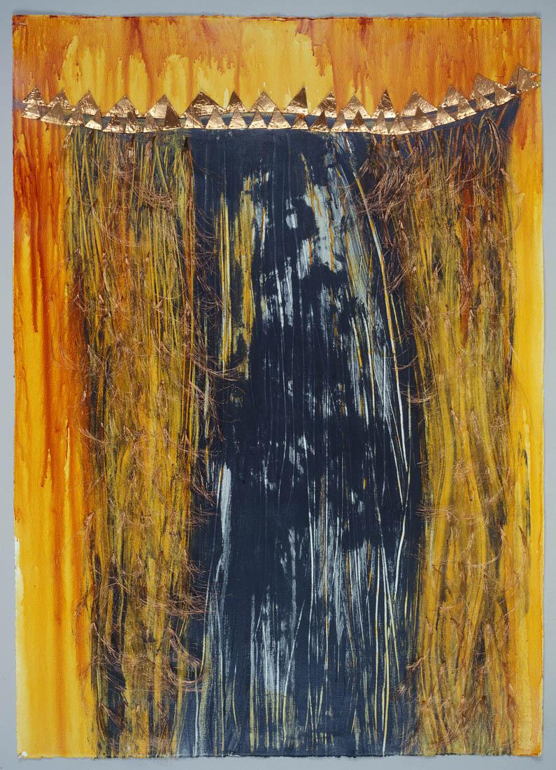 Nimi Furtado | Paintings | Battle Cloak 3