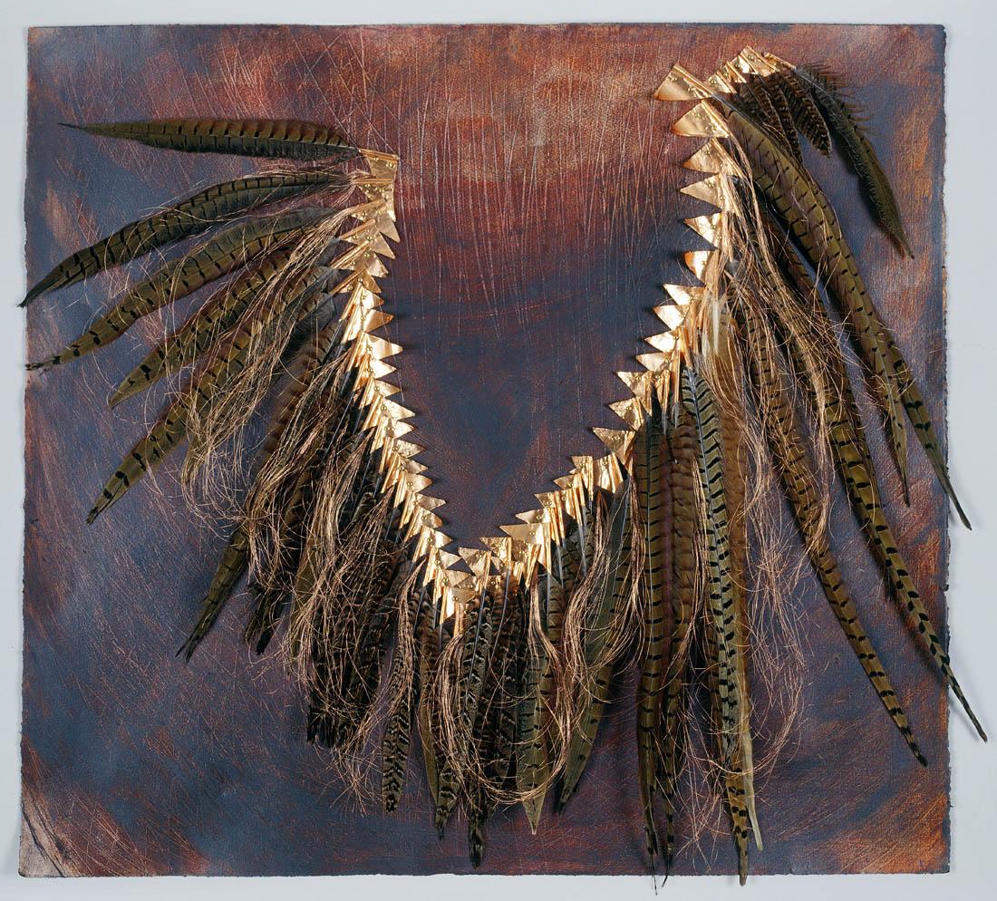 Nimi Furtado | Paintings | Battle Cloak 4