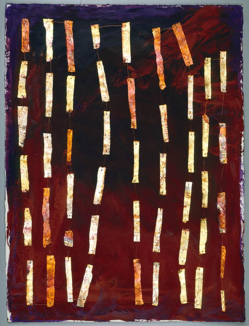 Nimi Furtado | Paintings | Battle Cloak 8