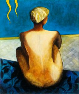 Nimi Furtado | Paintings | Older Works | Nude